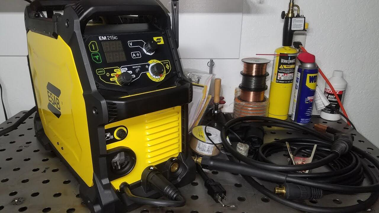 Top ESAB Welder Review – Best Welding Machines for the Money